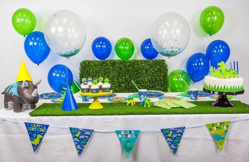 Dinosaur party theme for boys