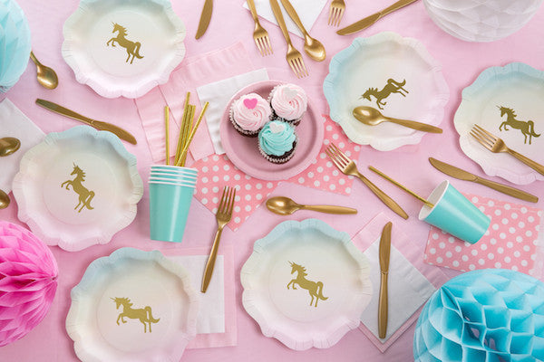 Unicorn Party Supplies from party kit company Sydney