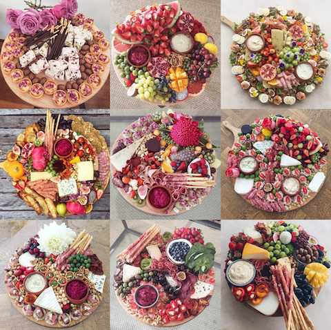The platter project grazing platters Sydney party ideas