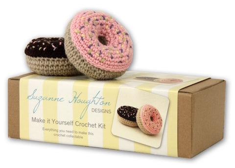 DIY Crochet Donut Kit