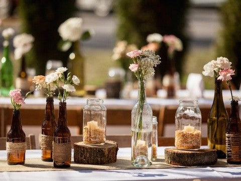 Online Party Supplies Rustic Theme