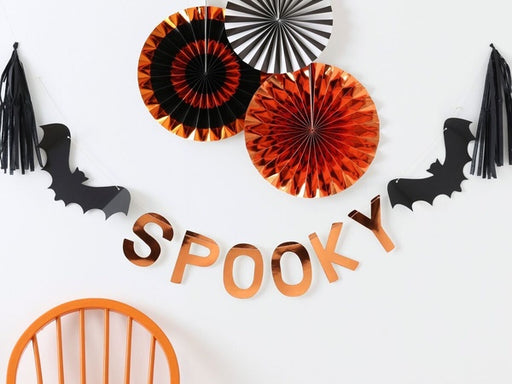 Halloween party bunting online Australia from Party Kit Company