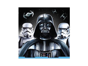 Star Wars themed napkins from Party Kit Company Australia