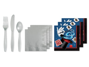 Magic themed party supplies | Magician's party kit online Australia