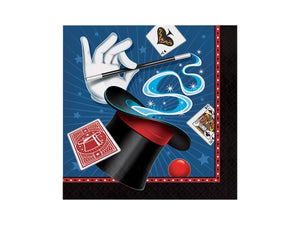 Magician themed party supplies online Australia from Party Kit Company