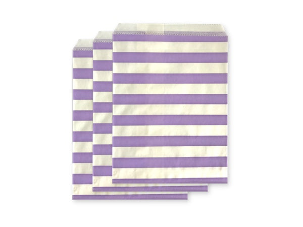 Purple party bags online from Party Kit Company Australia
