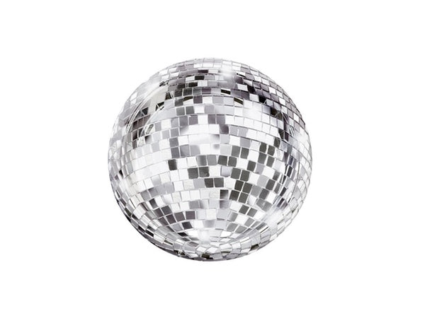 Disco ball party plates online Australia | Party Kit Company kids party supplies online