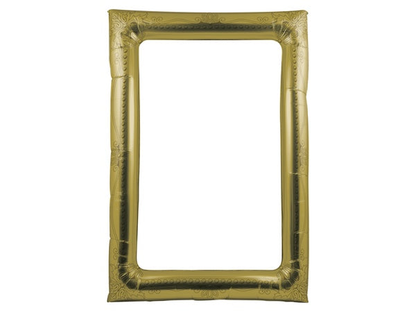 Easy DIY photo booth frame prop - Party decorations online Australia