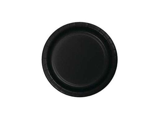 Party Kit Company - Tableware Plates Black Cake plates (8pk)