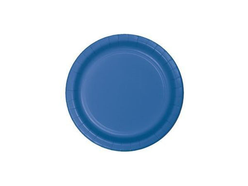 Party Kit Company - Tableware Plates Blue Cake plates (8pk)