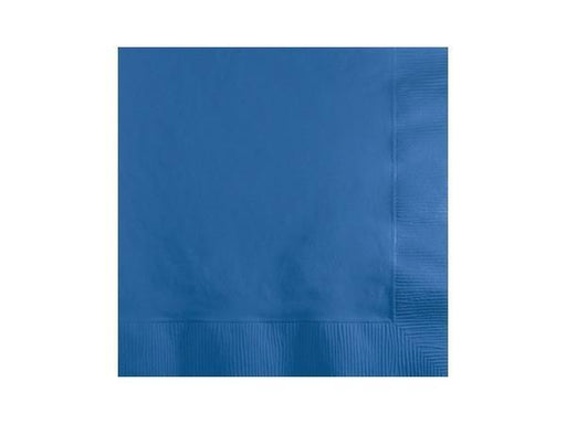 Party Kit Company - Tableware Napkins Blue Lunch napkins (20pk)