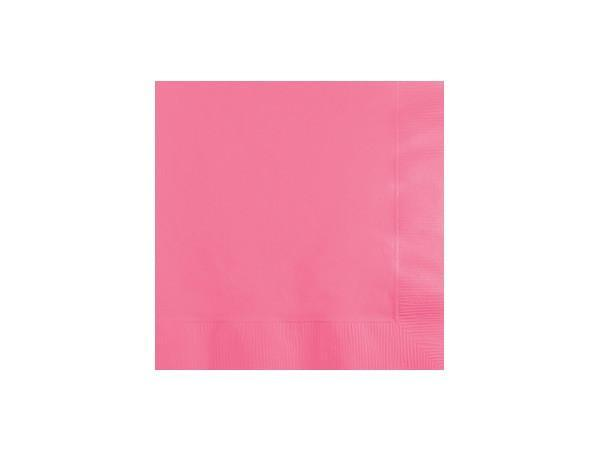 Party Kit Company - Tableware Napkins Candy Pink Cocktail Napkins (50pk)
