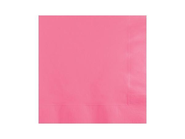 Party Kit Company - Tableware Napkins Candy Pink Lunch napkins (20pk)