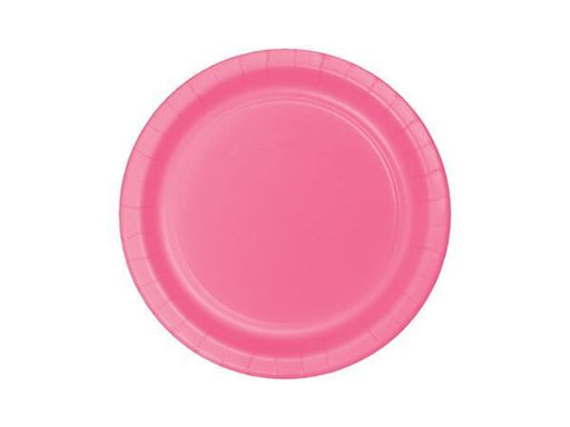 Party Kit Company - Tableware Plates Candy Pink Lunch Plates (8pk)