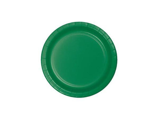 Party Kit Company - Tableware Plates Emerald Cake plates (8pk)