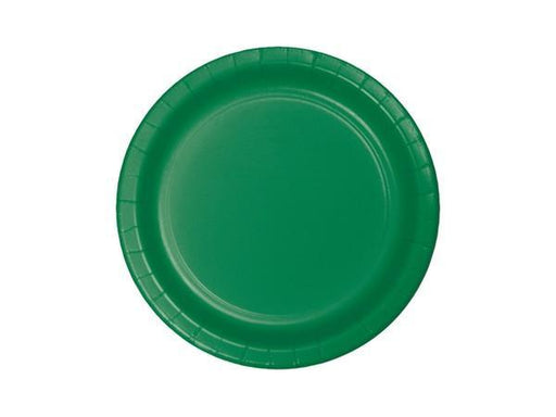 Party Kit Company - Tableware Plates Emerald Lunch Plates (8pk)