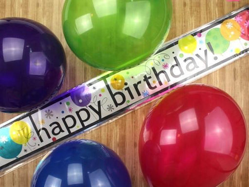 Party Kit Company - Decorations Party Decorations Happy Birthday Decorator Kit ESSENTIAL DECORATOR KIT