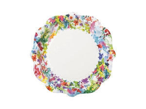 Party Kit Company - Tableware Plates Floral Fiesta Lunch Plates (12pk)