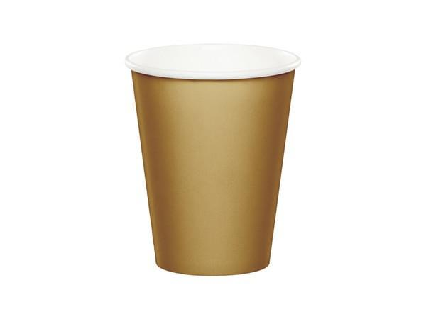 Party Kit Company - Tableware Cups Gold Party Cups (24pk)
