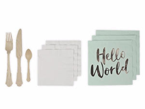 Party Kit Company Party Kits 'HELLO WORLD' PARTY KIT