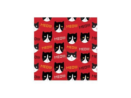 Party Kit Company - Tableware Napkins Kitty Cocktail Napkins (16pk)
