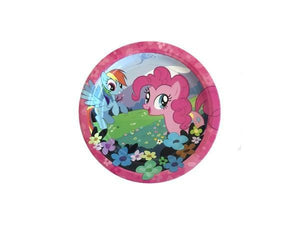 Party Kit Company - Tableware Plates My Little Pony Cake plates (8pk)