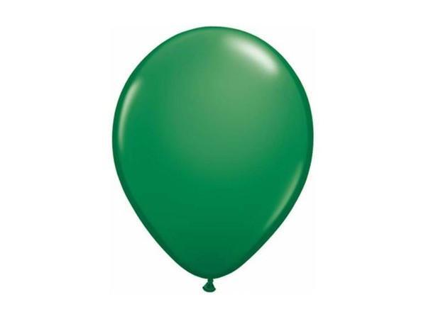 Party Kit Company - Decorations Balloons and Balls Green Party balloons - 28cm (10pk)