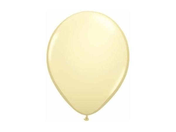 Party Kit Company - Decorations Balloons and Balls Ivory Party balloons - 28cm (10pk)