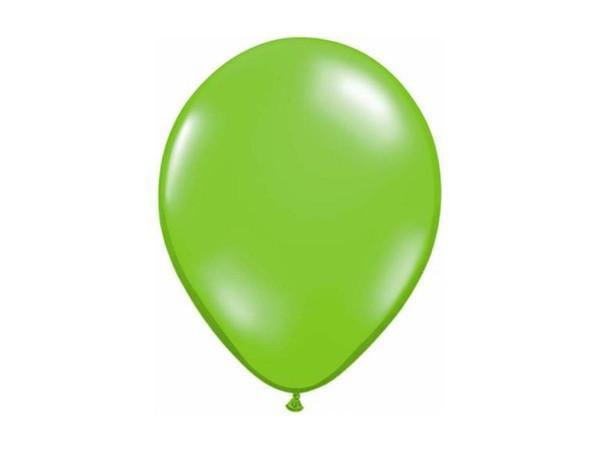 Party Kit Company - Decorations Balloons and Balls Lime Party balloons - 28cm (10pk)