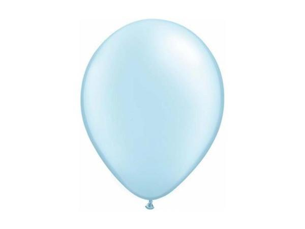 Party Kit Company - Decorations Balloons and Balls Pastel blue Party balloons - 28cm (10pk)