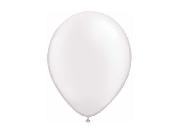 Party Kit Company - Decorations Balloons and Balls Pearl white Party balloons - 28cm (10pk)