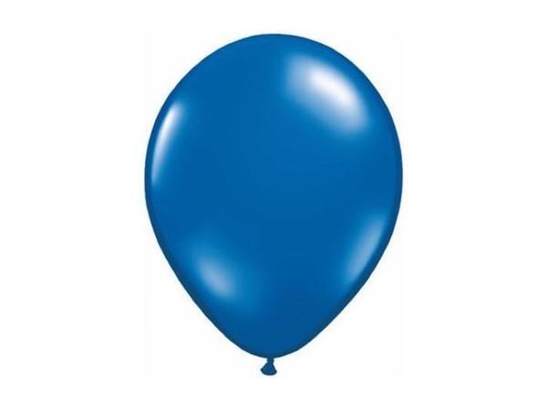 Party Kit Company - Decorations Balloons and Balls Sapphire Blue Party balloons - 28cm (10pk)