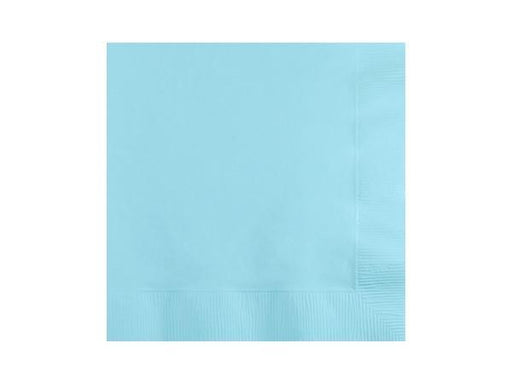 Party Kit Company - Tableware Napkins Pastel Blue Lunch napkins (20pk)