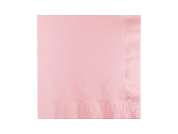 Party Kit Company - Tableware Napkins Pastel Pink Lunch napkins (20pk)