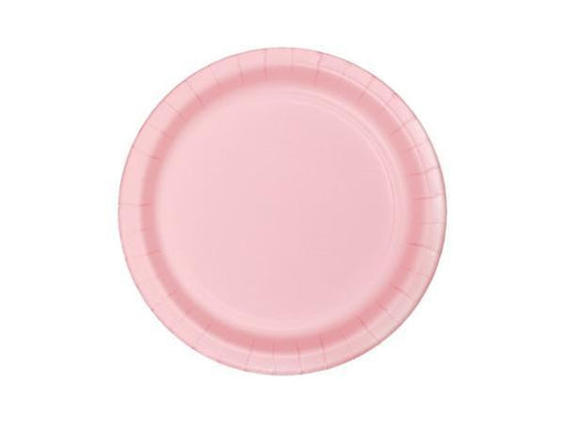 Party Kit Company - Tableware Plates Pastel Pink Lunch Plates (8pk)
