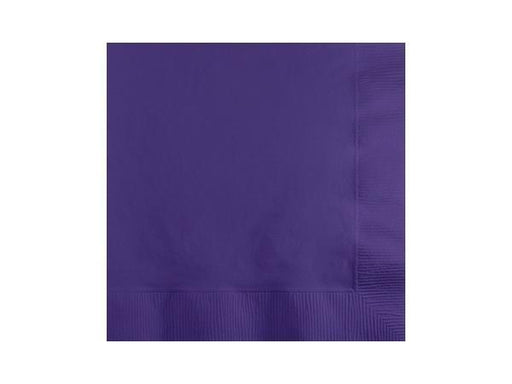 Party Kit Company - Tableware Napkins Purple Lunch napkins (20pk)