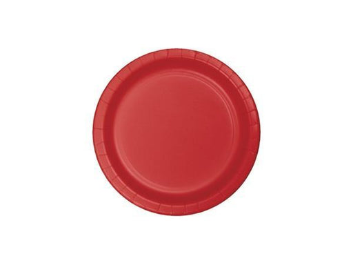 Party Kit Company - Tableware Plates Red Cake plates (8pk)