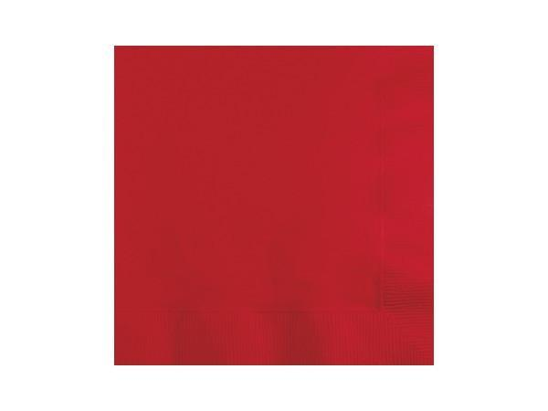 Party Kit Company - Tableware Napkins Red Lunch napkins (50pk)