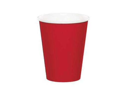 Party Kit Company - Tableware Cups Red Party Cups (8pk)