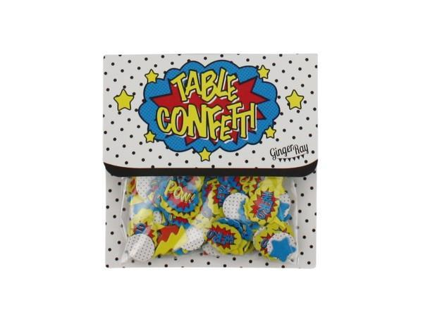 Party Kit Company - Decorations Confetti and More Superhero Confetti