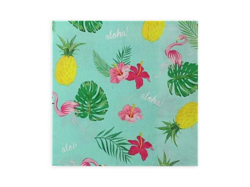 Party Kit Company - Tableware Napkins Tropicana Lunch napkins (20pk)