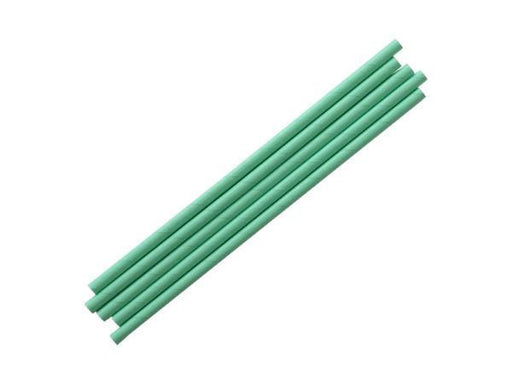 Party Kit Company - Tableware Straws Turquoise paper straw (25pk)