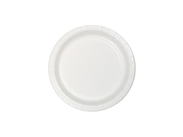 Party Kit Company - Tableware Plates White Cake plates (8pk)