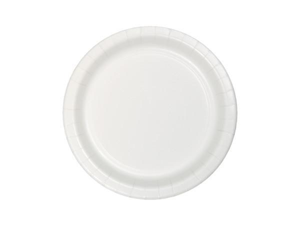 Party Kit Company - Tableware Plates White Lunch Plates (8pk)