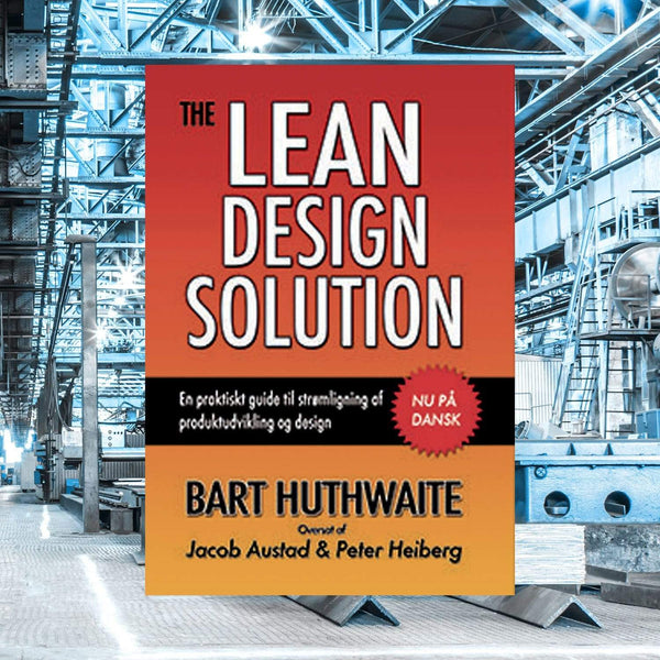 Leanteam Bøger Lean Design Solutions