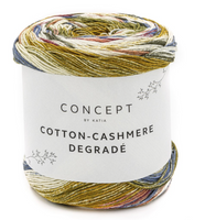Cotton Cashmere Degradé
