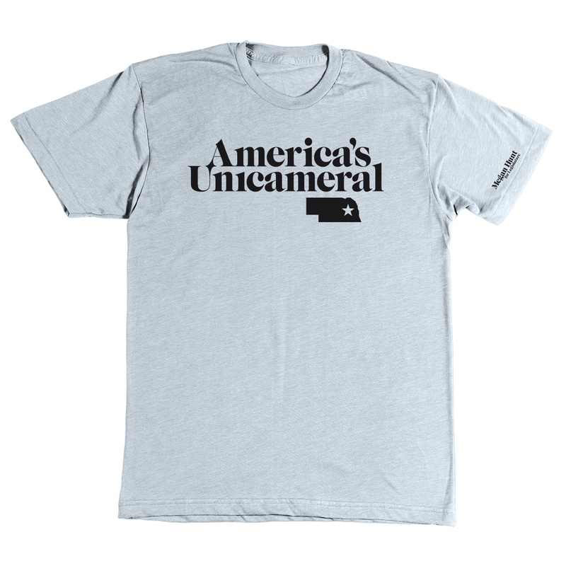 America's Unicameral Tee