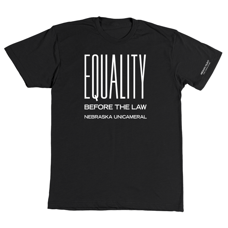 Equality Before the Law Tee