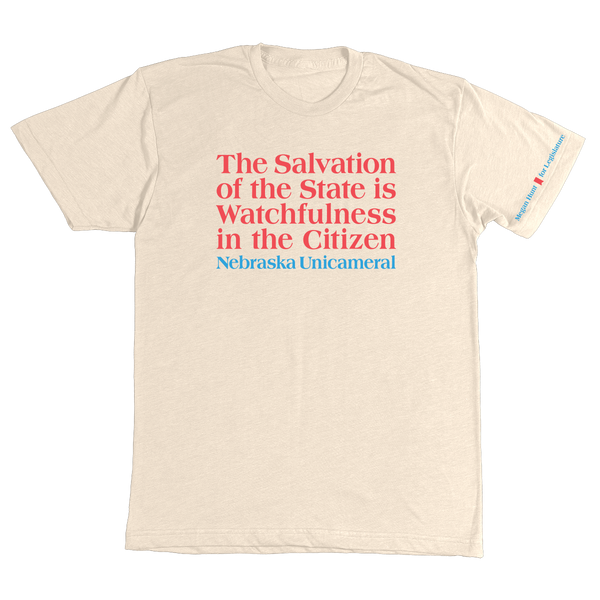 Salvation of the State Tee