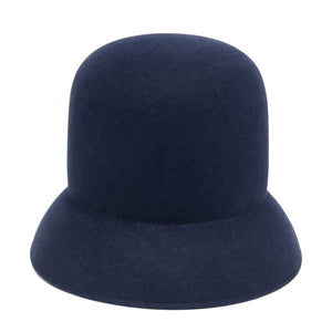 Felted Cloche Hat